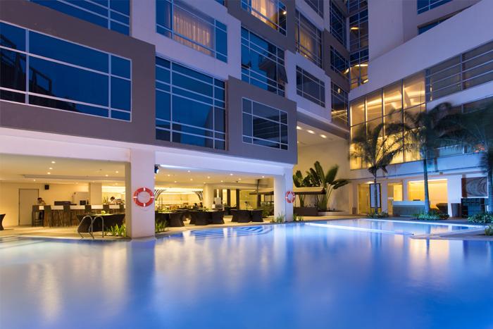 Greenleaf Hotel Gensan Pool