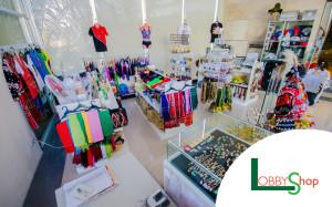 Lobby Shop